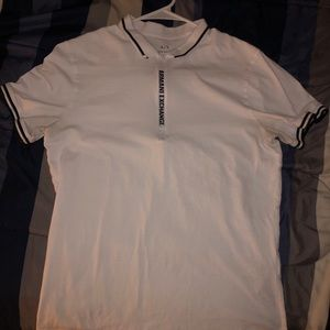 Men's Armani Exchange Fixed Cotton Jersey